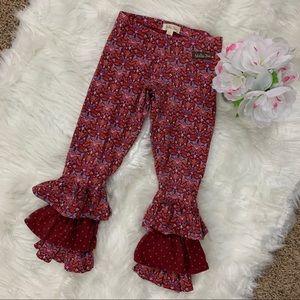 Matilda Jane Eliza Benny's Ruffle Legging Pant